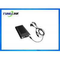 China GPS Location 4G Wireless Device 4G HD With Emergency Dispatching 5V Power Supply on sale