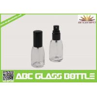 Quality new products high quality 15ml empty square clear nail polish bottle glass for sale