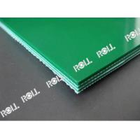 Multi Colored PVC Conveyor Belts Outstanding Oil And Chemicals Resistance