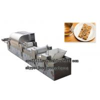 China Commercial Peanut Bar Making Machine|Peanut Brittle Production Line Manufacturer In China on sale
