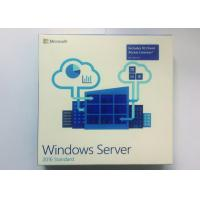 Quality FPP Pack 64Bit Windows Server 2016 Standard Oem English 1 Gigahertz for sale