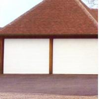 China Insulated rolling garage door on sale