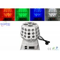 Buy cheap 3W *12PCS  Disco RGB Magic Ball Light For Dj Clubs Stage Effect Lighting from wholesalers