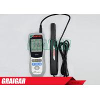 Quality USB Interface Carbon Dioxide Analyzer Instrument / Co2 Concentration Detector for sale