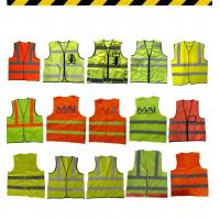 Quality high visibility safety vest for sale