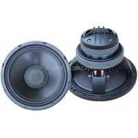 black Powered PA Speakers for sale