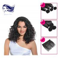 China Brazilian Aunty Funmi Hair Weave , Loose Bouncy Curls Natural Hair on sale