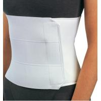 Quality Post-Op Elastic Abdominal Binder With Comfortable 3 Panel Construction for sale