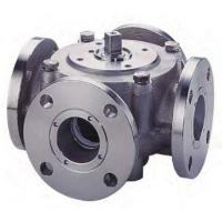 2062 Type Stainless Steel Ball Valve Flanged End 5 Way 150LB Pressure for sale