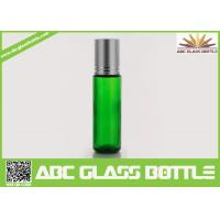 Quality Made In China 10ml Green Glass Bottle,Essential Oil Bottle,Roll On Bottle With Free Samples for sale