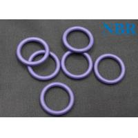 China Auto Parts Nbr O Rings Seal Excellent Gasoline / Fat Hydrocarbon Oil Resistant on sale