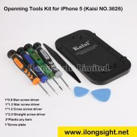 7 in 1 Professional Opening Tools Kaisi No.3626 for iPhone 3GS,4,4S,5 for sale