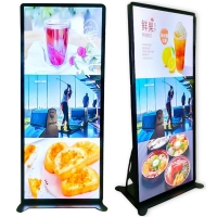 """Quality 1920x1080 450cd/m2 75"""" Stretched LCD Bar Screen For Mall for sale"""