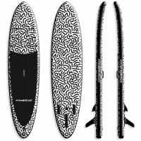 Buy cheap White Water Surfboard And Paddle Board Flat Wide Shape 18LB / 8Kg Net Weight from wholesalers