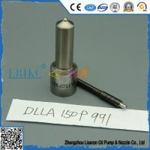 Quality ERIKC DLLA150P991 Denso diesel part injection nozzle DLLA 150P 991 fuel oil burner nozzle DLLA 150 P 991 for 095000-7170 for sale