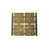 Quality Rogers 5880 0.254 mm Circuit Board Fabrication With Whole Side Immersion Gold for sale
