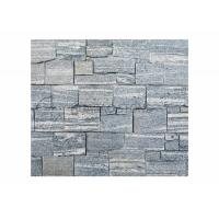 Quality White Slate Cultured Stone Panels , Natural stone for exterior interior application for sale
