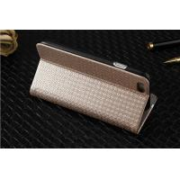 China Anti - dust  TPU Or PC + PU Leather Case For Iphone 6 4.7 / Leather Phone Cover on sale