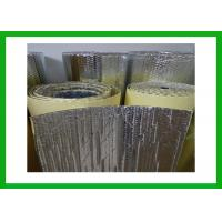 Quality Easy Installed Adhesive Backed Insulation Roll Customized Thickness for sale