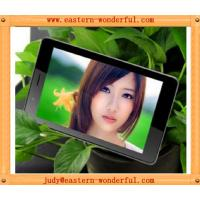 China 7''Build in dual sim card MTK8377 3G and GPS,Bluetooth and FM smartphone android laptop pc on sale