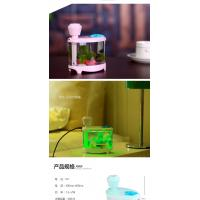 Fish Tank LED Light Humidifier Air Diffuser Purifier Atomizer essential oil