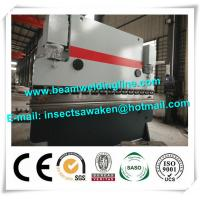 Quality High Strength CNC Hydraulic Press Brake Machine 3 Phase 380V / 50hz for sale