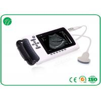 Quality Handheld B Mode Ultrasound Scanner 5.0 TFT / LCD With High Resolution for sale