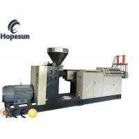 Quality Industry Plastic Granule Making Machine Strand Cooling Cutting Screw Conveyor for sale