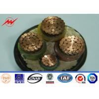 China 0.3kv-35kv Medium Voltage House Wiring Copper Cable PE.PVC/XLPE Insulated on sale