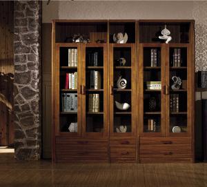 Quality Modern study room furniture /bookshelf wooden furniture for sale