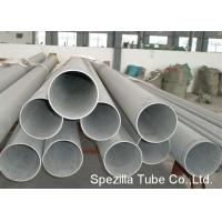 Quality Cold Drawn Seamless Stainless Steel Tube / Pipe With Bevelled Ends 1/4'' - 20'' for sale