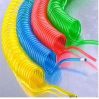 Quality pu spring hose for sale