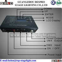 Quality LED video curtain controller for sale