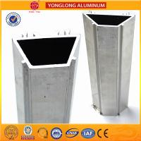 Quality Safe Aluminum Heatsink Extrusion Profiles Insulation Performance And Sound Insulation Effect for sale