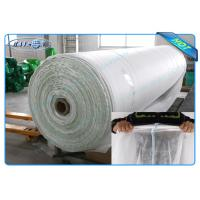 Quality Biodegradable 100% PP Spunbond Non Woven Landscape Fabric for Garden Plant Protection for sale