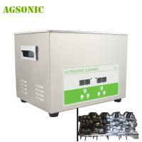Quality Digital Ultrasonic Cleaner Heater For Machining Stamping Parts Digital Display Timing And Change Heating Function for sale