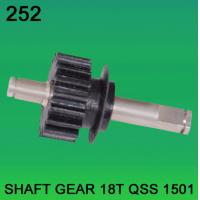 Quality SHAFT GEAR TEETH-18 FOR NORITSU qss1501 minilab for sale