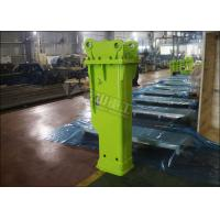Buy cheap PC100 Excavator Hydraulic Breaker JSB900 Road Construction Equipment from wholesalers