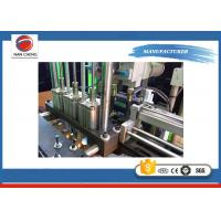Buy High Speed 3 Cavity PET Bottle Blowing Machine Large Capacity 1500BPH 0.1L-5L at wholesale prices