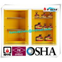 Quality Explosion Proof Chemical Storage Cabinets With Adjustable Shelf For Gas Cylinders for sale