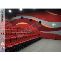 Buy Real Feeling Large Screen Hd 3D Cinema System For Holding 40 People at wholesale prices