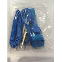 Buy Antistaic Removable alligator clip adjustable wrist strap at wholesale prices