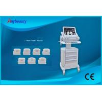 Quality HIFU High Intensity Focused Ultrasound Wrinkle Removal Machine For Skin Tighten for sale