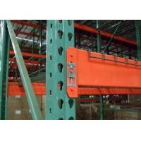 Buy cheap Pallet racking manufacturer heavy duty teardrop pallet rack from wholesalers