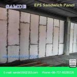 Quality Earthquake proof sandwich panel external wall cladding as farm fence for sale