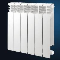 Quality Bimetal Die-Cast Aluminium Radiator (RT506) for sale