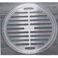 Quality Export Europe America Stainless Steel Floor Drain Cover11 With Circle (Ф150.8mm*3mm) for sale