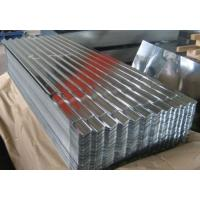 Quality Regular Spangles Galvanized Steel Coil Galvanised Corrugated Steel Sheet for sale