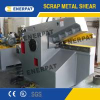 Quality Hydraulic Scrap Metal Shearing Machine for sale