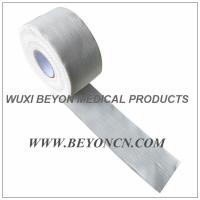 Buy cheap White Non - Elastic Strip Glue Sports Strapping Tape Fix Hot Cold Packs In from wholesalers